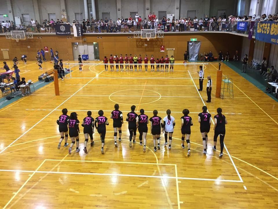 目指せVリーグ!姫路にバレー女子新チーム発足!