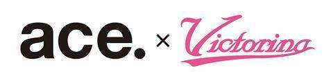 【ace.(エース)×victorina】スペシャルコラボレーション企画!!