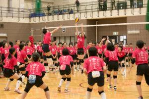 【森永乳業杯ツアーオブバレーボール2017】札幌大会