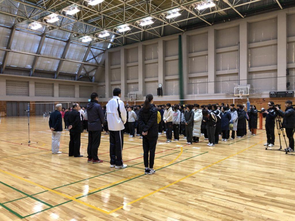 【バレー大会】生涯現役!JAバンク兵庫バレーボール大会