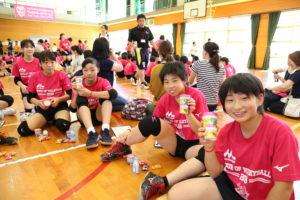 【森永乳業杯ツアーオブバレーボール2018】姫路大会