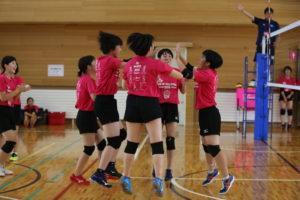 【森永乳業杯ツアーオブバレーボール2018】盛岡大会