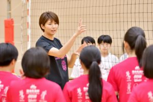 【森永乳業杯ツアーオブバレーボール2018】札幌大会