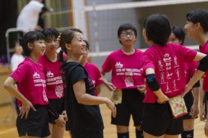 【森永乳業杯ツアーオブバレーボール2018】仙台大会