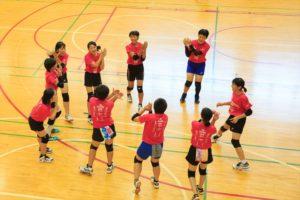 【森永乳業杯ツアーオブバレーボール2018】神奈川大会