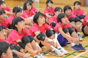 【森永乳業杯ツアーオブバレーボール2018】広島大会