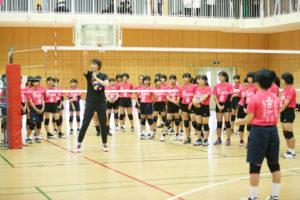 【森永乳業杯ツアーオブバレーボール2018】前橋大会