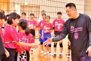 【森永乳業杯ツアーオブバレーボール2018】千葉大会