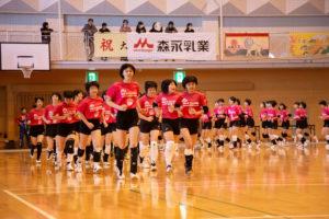 【森永乳業杯ツアーオブバレーボール2018】熊本大会