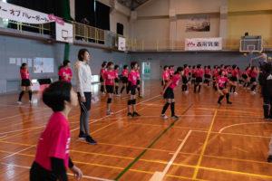 【森永乳業杯ツアーオブバレーボール2018】福岡大会