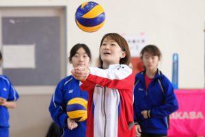 【森永乳業杯ツアーオブバレーボール2018】大阪大会