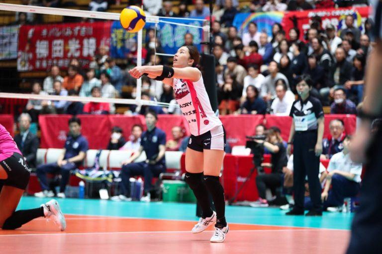 2019.11.03 vs日立リヴァーレ 東京都