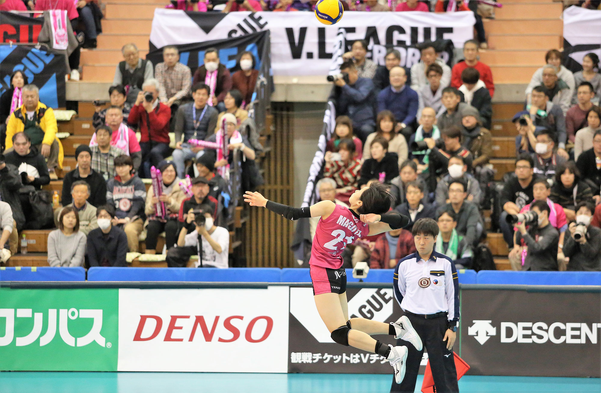 20191208 加古川市総合体育館 vsJTマーヴェラス