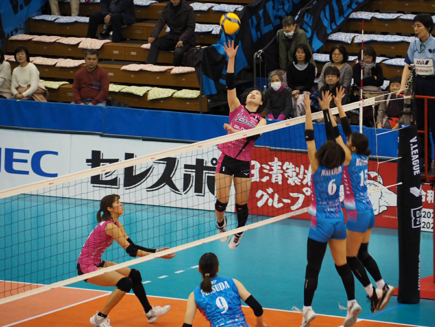 2019.12.07 加古川市総合体育館 vsKUROBE