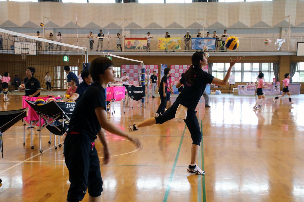 2016 第3回大会 熊本市(中学校開催)