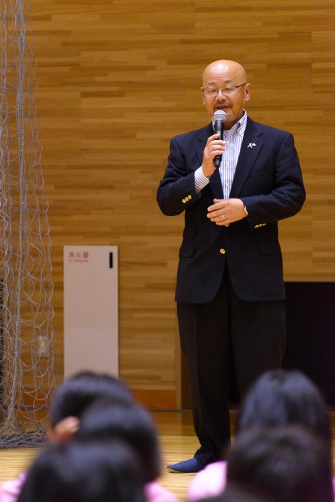 2016 第15回大会 四天王寺大学アリーナ