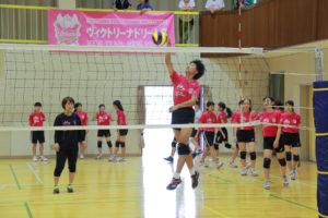 【森永乳業杯ツアーオブバレーボール2017】名古屋大会