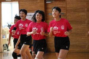 【森永乳業杯ツアーオブバレーボール2017】大分大会