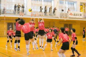 【森永乳業杯ツアーオブバレーボール2017】熊本大会