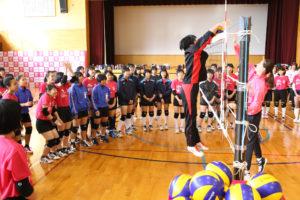 【森永乳業杯ツアーオブバレーボール2017】岡山大会