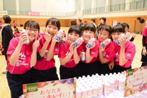 【森永乳業杯ツアーオブバレーボール2017】大阪大会
