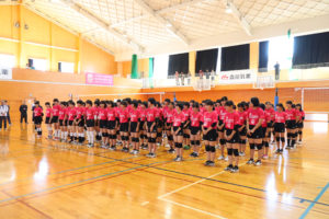 【森永乳業杯ツアーオブバレーボール2018】岡山大会