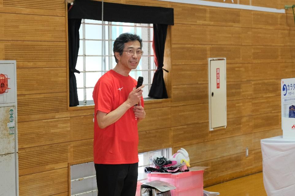 【森永乳業杯ツアーオブバレーボール2019】大分大会 9月1日@大分市立上野ヶ丘中学校