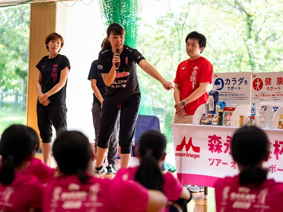 【森永乳業杯ツアーオブバレーボール2019】香川大会 9月7日@高松仏生山公園体育館