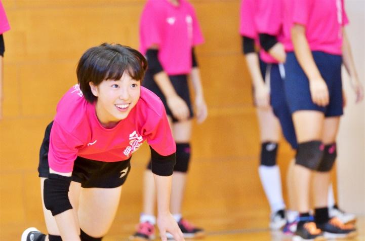【森永乳業杯ツアーオブバレーボール2019】神奈川大会 10月5日@大和市立光丘中学校