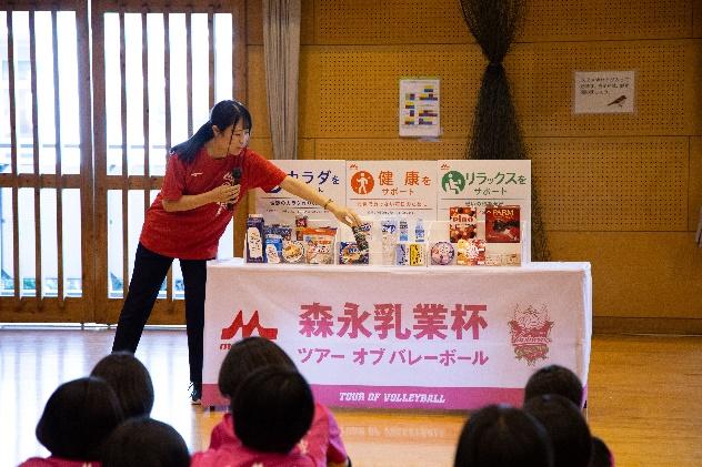 【森永乳業杯ツアーオブバレーボール2019】熊本大会 11月4日@熊本市立下益城城南中学校