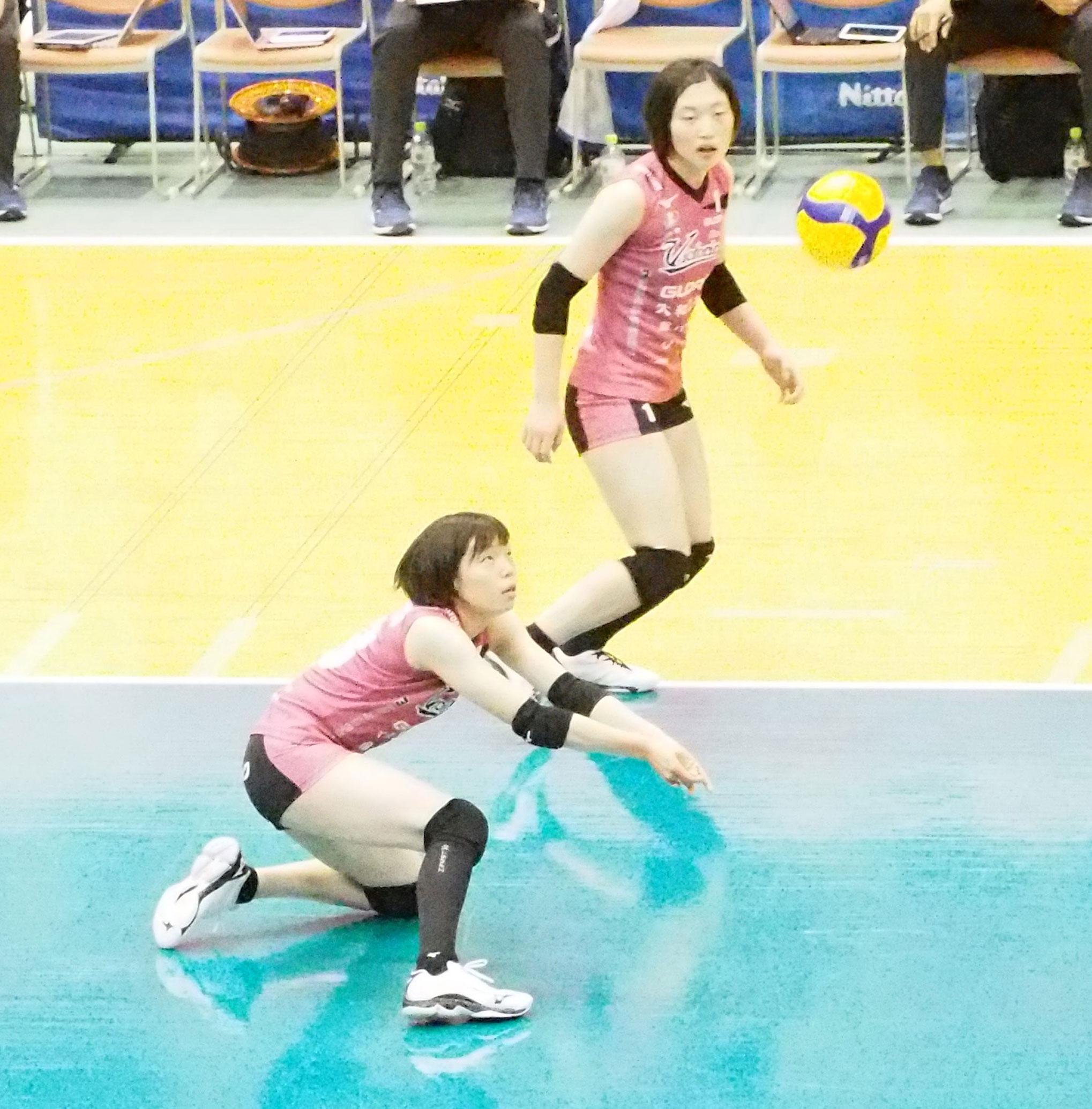 2020.02.22チャレンジマッチ(浜松 vs群馬銀行)