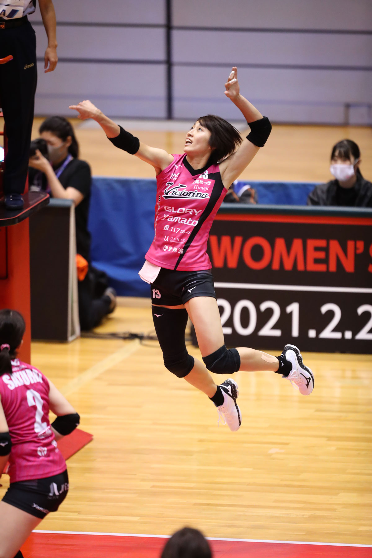 2020年10月31日(土)HG vs久光スプリングス(ヴィクトリーナ・ウインク体育館)