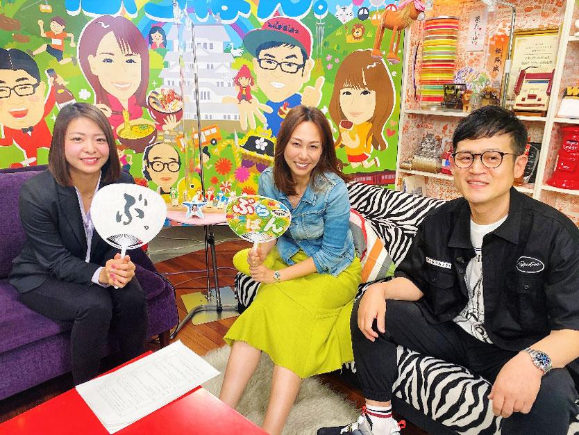 姫路ケーブルテレビの人気番組『ぶらばん。』で ヴィクトリーナ姫路の話題が取り上げられます