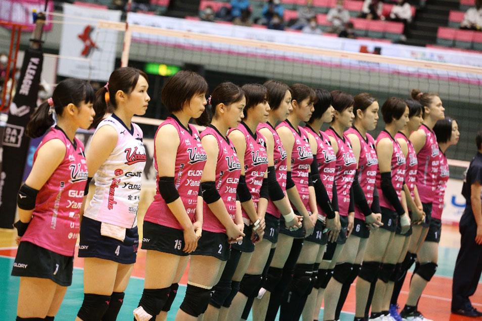 天皇杯・皇后杯 全日本バレーボール選手権大会に出場します