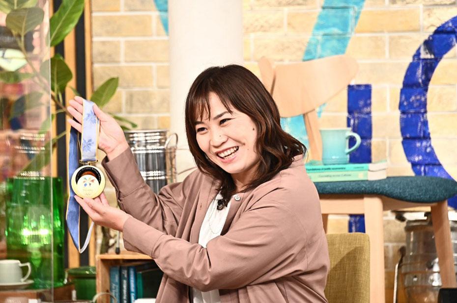 〔テレビ情報〕4/24あさ7時からTBSテレビ「東京VICTORY」に 球団副社長 竹下佳江が出演