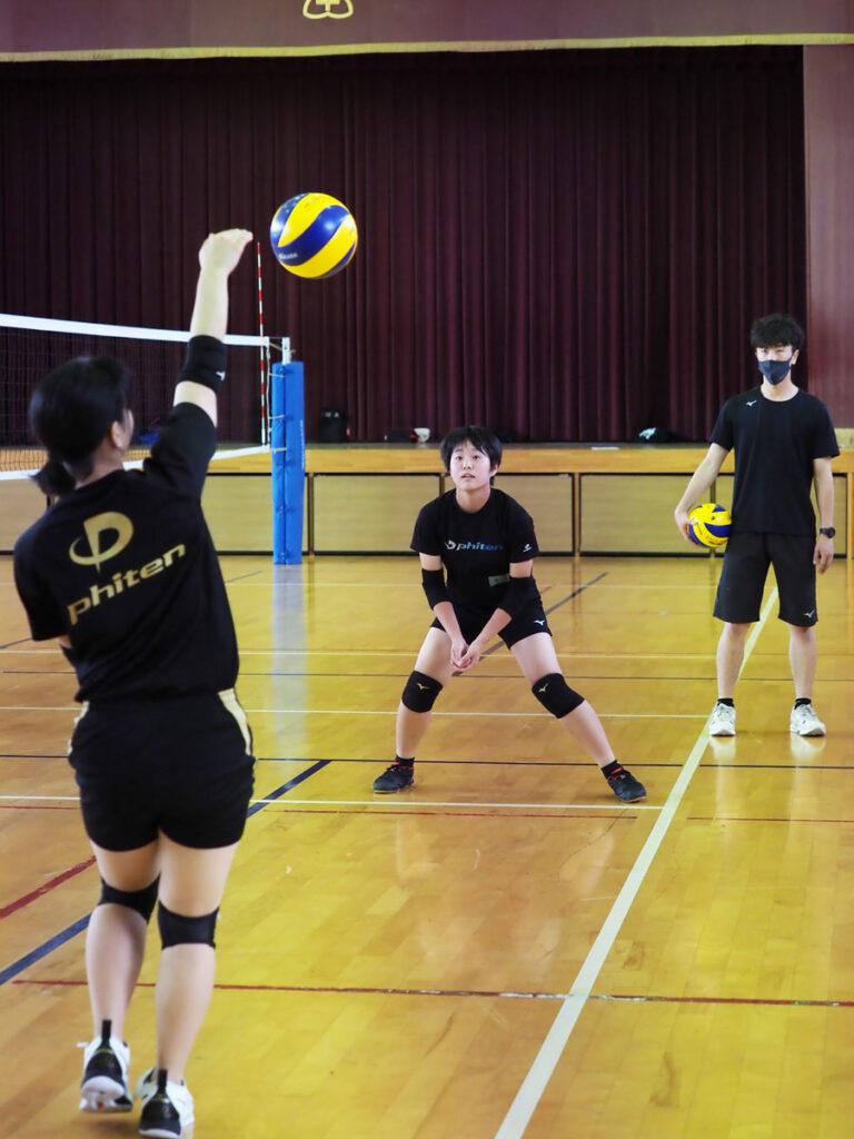 ヴィクトリーナ姫路U16バレーボールアカデミーを開校しました!!