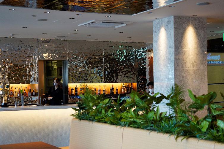 C-ups Café&Sports Bar いよいよ明日7月7日(水)午前11時グランドオープン!