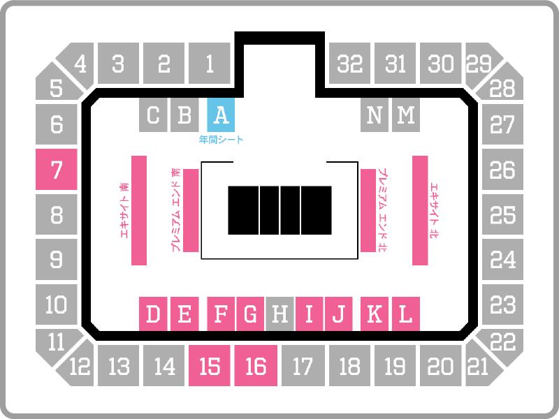 2021.10.30 ホームゲーム座席表